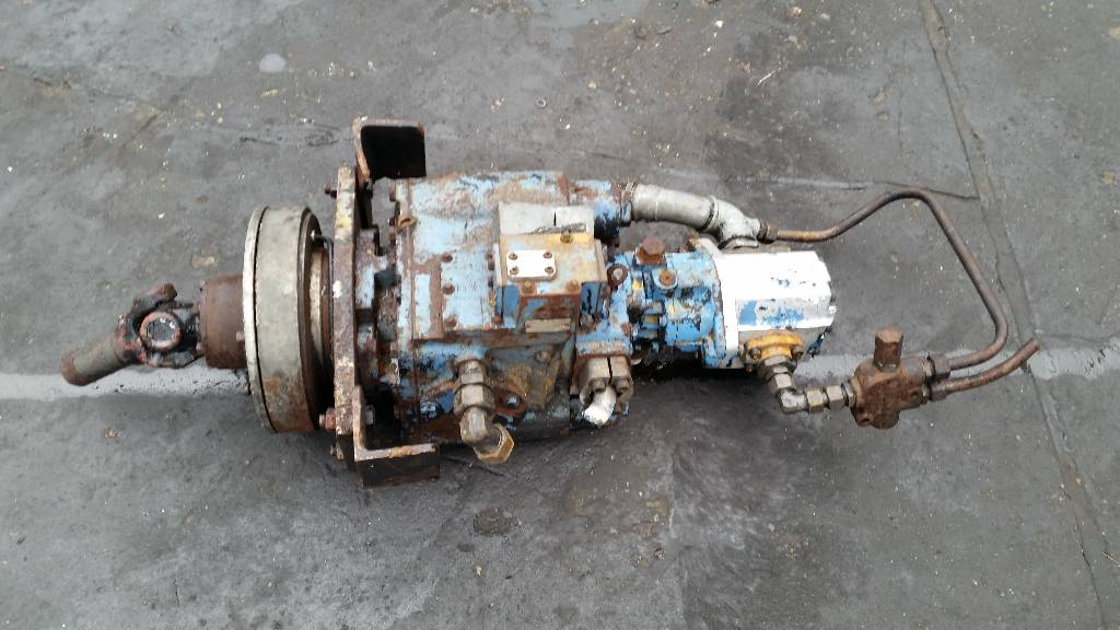 [Other] Moog hydraulic pump DO-62-802