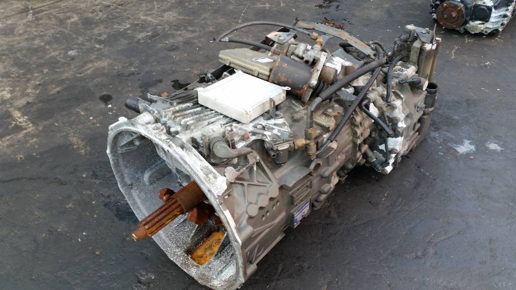 ZF 12AS1631TD